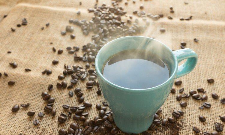 ból brzucha a kawa