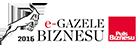 Laureat rankingu e-Gazele Biznesu 2016