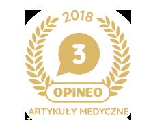 III miejsce w Rankingu Sklepów Internetowych Opineo 2018