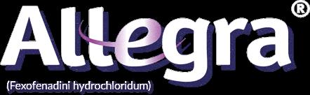 Allegra - Lek Przeciwalergiczny