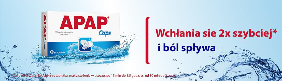 APAP - Caps