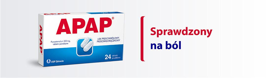 APAP - Sprawdzony na ból