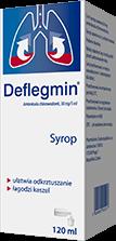 Deflegmin syrop 30mg/5ml