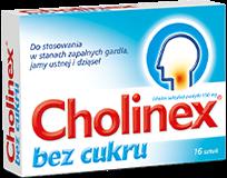 Opakowanie Cholinex