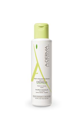 A-Derma Exomega olejek oczyszczająco-zmiękczający 500 ml - Apteka internetowa Melissa