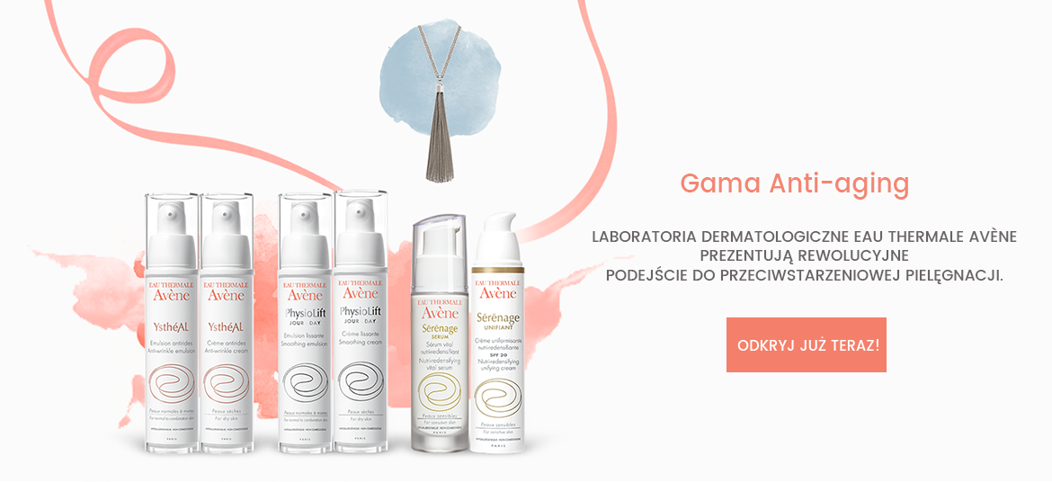 Avene Gama Anti-anging - wapteka.pl
