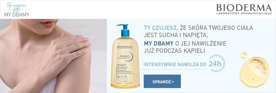 Bioderma - dla skóry olejek do kąpieli