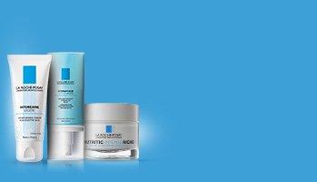 La Roche-Posay laboratorium dermatologique - Nawilżenie / odżywianie wrażliwej skóry twarzy