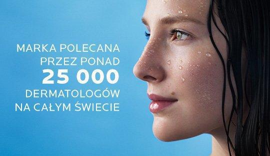 La Roche-Posay laboratorium dermatologique - marka polecana przez ponad 25 000 dermatologów na całym świecie