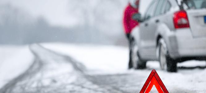 Sposób na stres zimą