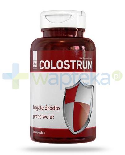 A-Z Colostrum 45 kapsułek