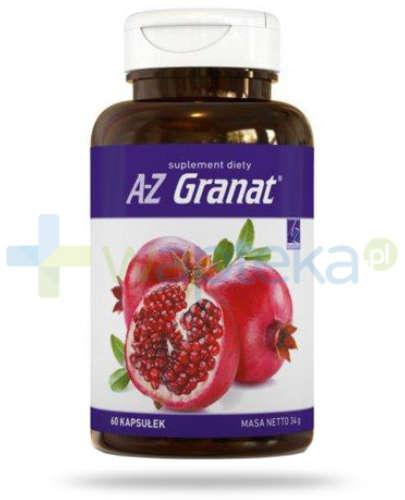 A-Z Granat 60 kapsułek