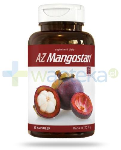 A-Z Mangostan 60 kapsułek