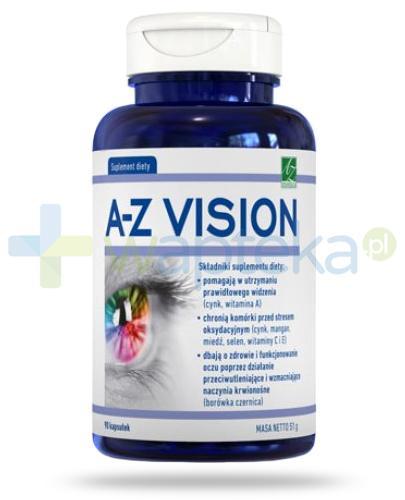 A-Z Vision 90 kapsułek