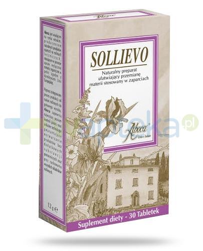 Aboca Sollievo 30 tabletek