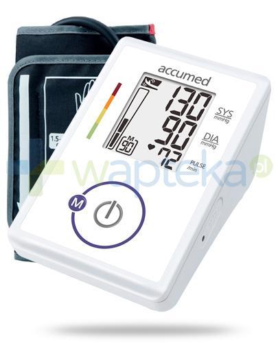 AccuMed CG155f ciśnieniomierz automatyczny naramienny 1 sztuka