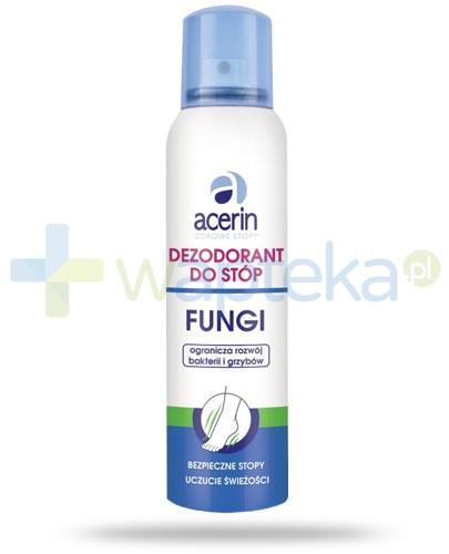 Acerin Fungi dezodorant do stóp chroni przed grzybicą 150 ml