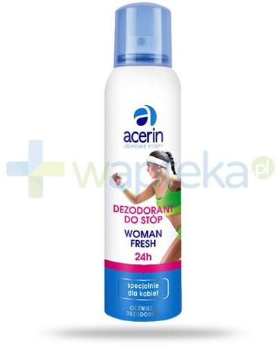 Acerin Woman Fresh dezodorant do stóp 150 ml