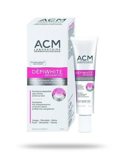 ACM DepiWhite Advanced intensywny krem na przebarwienia 40 ml