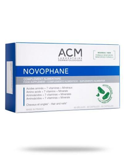 ACM NovoPhane 60kapsułek wzmacnia włosy i paznokcie