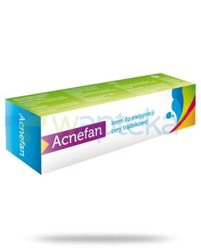 Acnefan krem do pielęgnacji cery trądzikowej 25 ml