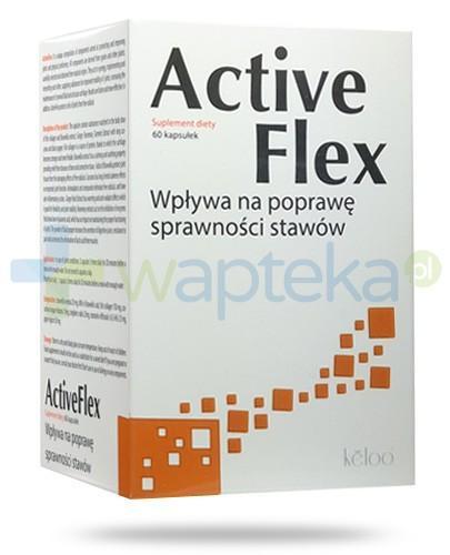 ActiveFlex na poprawę sprawności stawów 60 kapsułek