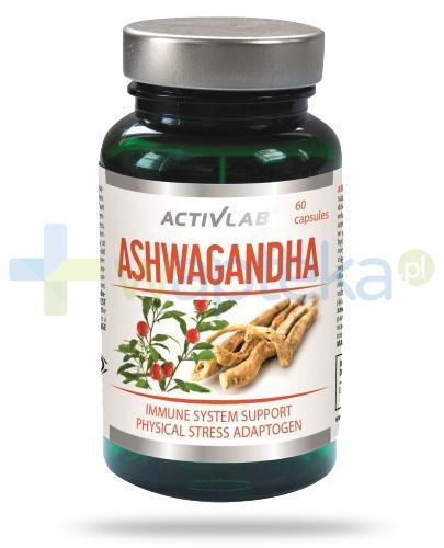 Activlab Pharma Ashwagandha 60 kapsułek