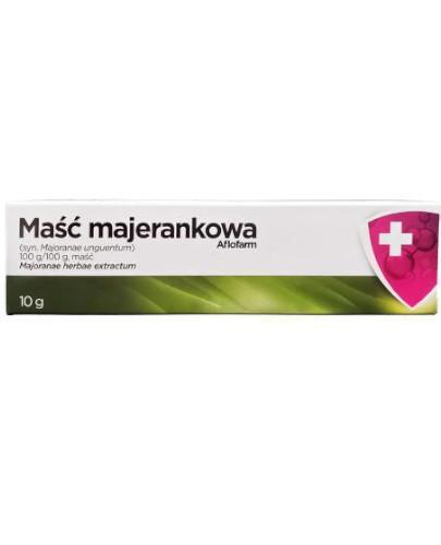 Aflofarm maść majerankowa 10 g