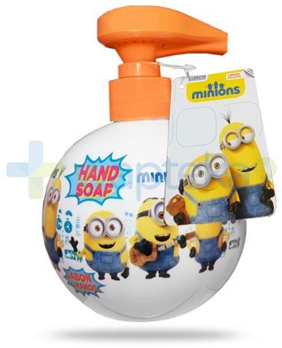 Air-Val Minionki muzyczne mydło do rąk w płynie 400 ml [6249]