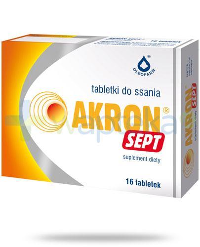 Akron Sept 16 tabletek
