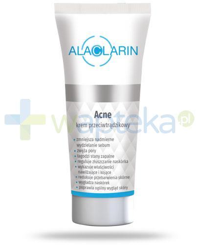 Alaclarin Acne krem przeciwtrądzikowy 30 ml