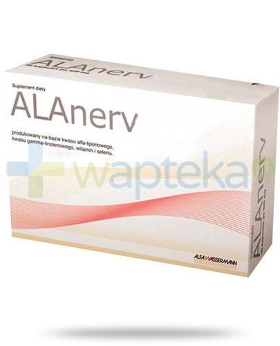 ALAnerv 30 kapsułek