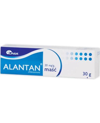 Alantan 20mg/g maść 30 g