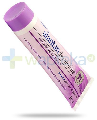 Alantan Dermoline krem ochronny z witaminą A 50 g