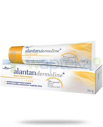 Alantan Dermoline krem złuszczający 50 g