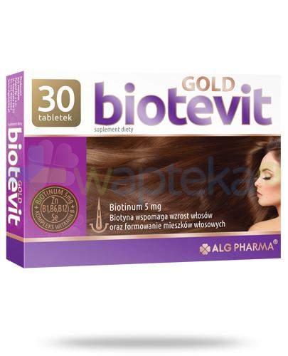 Alg Pharma Biotevit Gold 30 tabletek