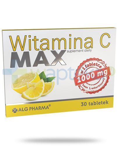 Alg Pharma witamina C Max 30 tabletek