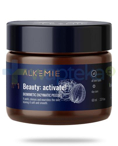 Alkemie No.1 Anti-Age Beauty: activate! biomimetyczny peeling enzymatyczny 60 ml