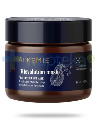 Alkemie No.1 Anti-Age (R)evolution mask, maska liftingująco-odmładzająca 60 ml