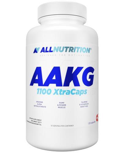 Allnutrition AAKG 1100 XtraCaps 120 kapsułek
