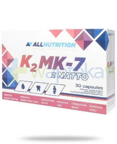 Allnutrition K2 MK-7 z natto 30 kapsułek