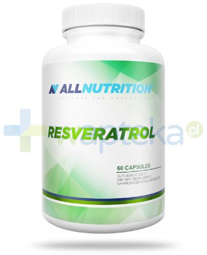 Allnutrition Resveratrol 60 kapsułek