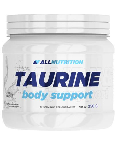 Allnutrition Taurine Body Support tauryna smak naturalny 250 g