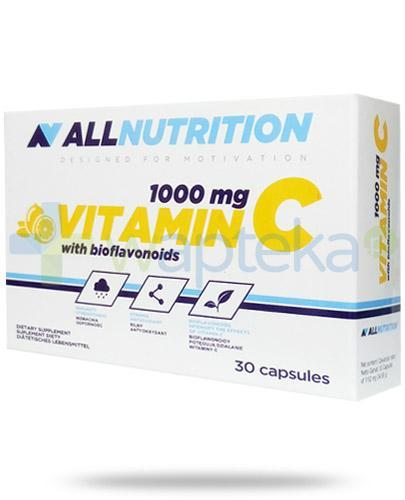 Allnutrition witamina C 1000mg z bioflawonoidami 30 kapsułek
