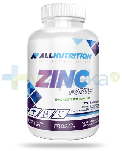 Allnutrition Zinc forte 120 tabletek