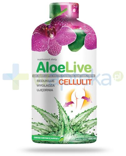 AloeLive Cellulit sok z aloesu 1000 ml