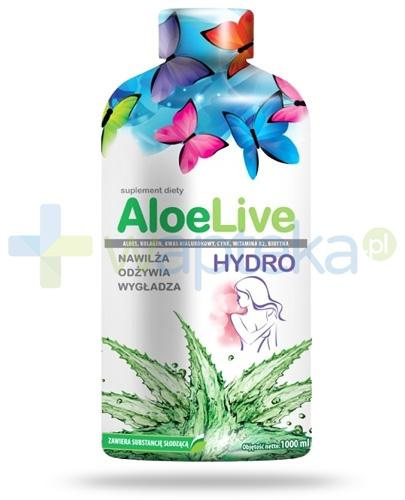 AloeLive Hydro sok z aloesu 1000 ml