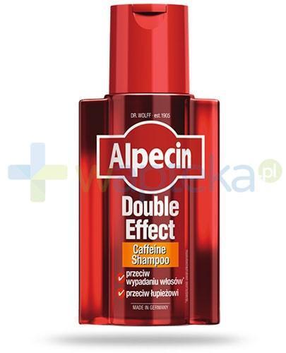 Alpecin Double Effect szampon kofeinowy o podwójnym działaniu 200 ml