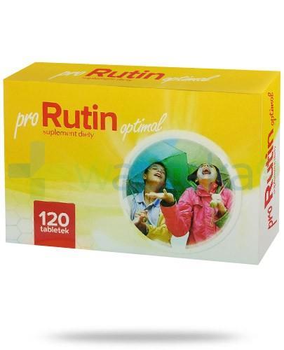 ProRutin Optimal 120 tabletek AlpePharma