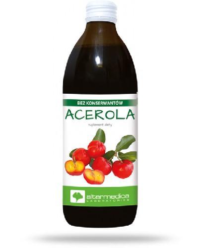 Alter Medica Acerola sok 500 ml